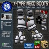 ER X-Type Neko Boots