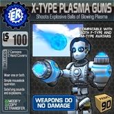 ER X-Type Plasma Guns