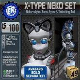 ER X-Type Neko Set