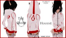 ~*KAWAII DESU!*~ The Creed Hoodie ~ Assassin's Creed