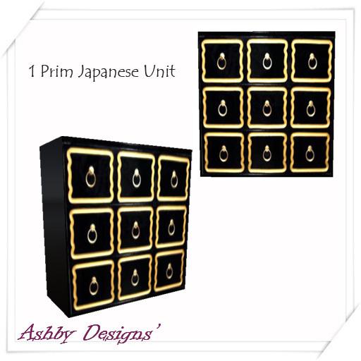 Japanese Draw Unit