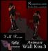 Wall Kiss 3 Full Perm