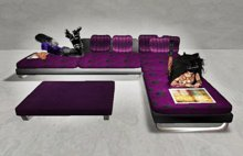 InLove Couch/Sofa and Coffee Table ~ PROMO