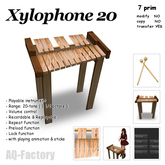 *AQF* Xylophone 20 v1.0 BOX