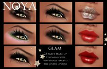 **NOYA**- 1 WEEK 99L-SALE =23 Party Make Ups = 23 combinations