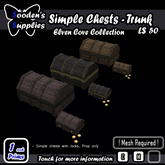 Simple Chests,Trunk