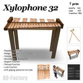*AQF* Xylophone 32 v1.0 BOX
