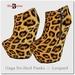 Blackburns Gaga No-Heel Punks Leopard
