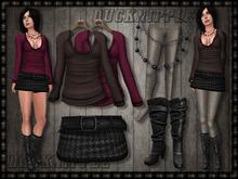 SLX Outfit: Autumn