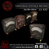 Universal Voltage Meters