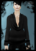 ~Tableau Vivant~ Costume design~ Beadle - black