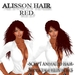 "EdelStore woman hair "" Alisson "" red hair 2in1 + Animation BRAND NEW IN SL moving hair ponytail flat hair Zopf witch"