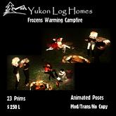Frozens Warming Campfire