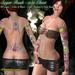 ::Para Designs:: Sugar Rush w/Out Chest Tattoo