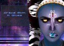 [[ Bluecross ]] :: Grace Skin #1 (Blues) ::