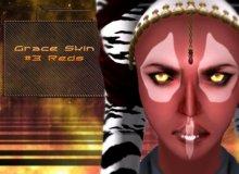 [[ Bluecross ]] :: Grace Skin #3 (Reds) ::