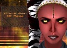 [[ Bluecross ]] :: Grace Skin #5 (Reds) ::