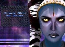 [[ Bluecross ]] :: Grace Skin #6 (Blues) ::