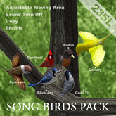 Song Birds Pack
