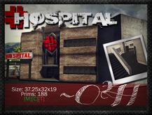 ~O2H :: [ HOSPITAL ].
