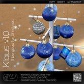 Klaus v1.0 (Blue)