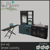 LeBloom - (not so) Simple Laundry Set