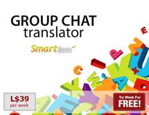 Automatic Group Chat Translator