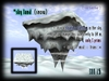 The SNOW ISLAND floats in the sky ★ for foundation of your sky house