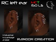 RC - left ear