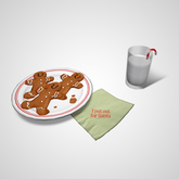 [Commoner] I Put Out [Cookies and Milk] For Santa