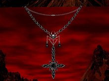 Archfeind necklace