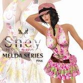 Shey Melda Pink