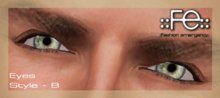 ::Fe:: Eyes (Style -B)