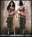 [Wishbox] Aphrodisia (Paradise Green): Grecian Goddess Toga, Belly Dance Silks Role play Medieval Fantasy Set