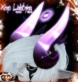 [][]Trap[][] Xeno Lightning Demon Horns