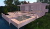 Designer Prims Contentment - House, Prefab, Loft, Home