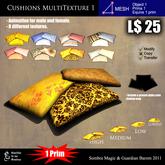 LOW PRIM - Cushions Multitexture 1 [G&S]