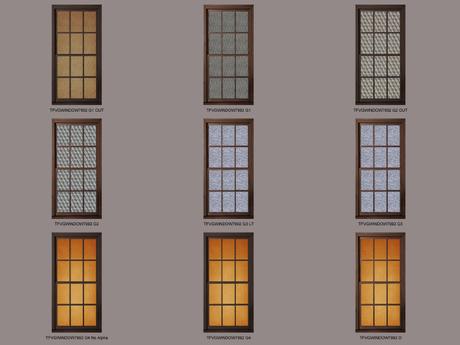 Urban Industrial Window Treatments