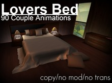 Lovers Bed (90+ Animations)