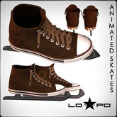 LoPo Chucks Ice Skates