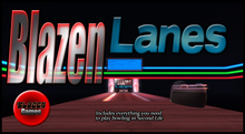 Blazen Lanes Bowling (Playable 10 Pin Bowling Simulator)