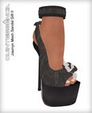 - Quintessencia - Jasmyn Mesh Sandal Gift 02 -