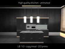 High Quality Kitchen *animated