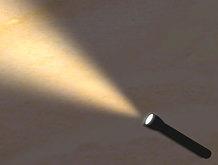 Mesh Flashlight