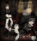 Falln Ciel Suit Black