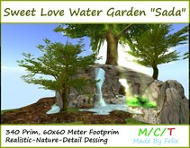 Sweet Love Water Garden Part 1 20x20m 39 Prim