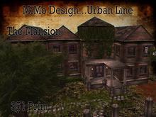 *PROMO PRICE* Dark Victorian Goth Mansion