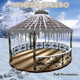 Winter Gazebo Full Perm.