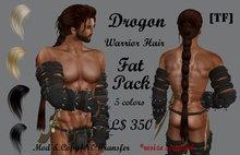 DROGON Hair Fat Pack(BOXED)