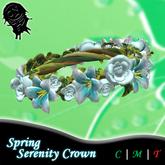 .!CN!. Spring Serenity Crown